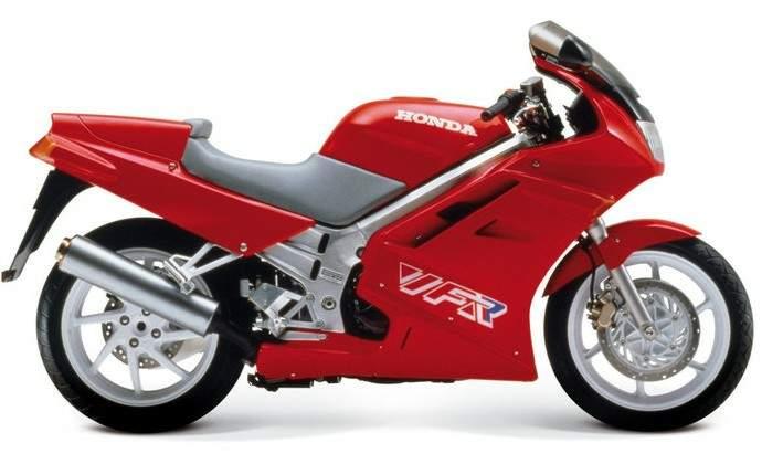 Тест-драйв мотоцикла Honda VFR750F