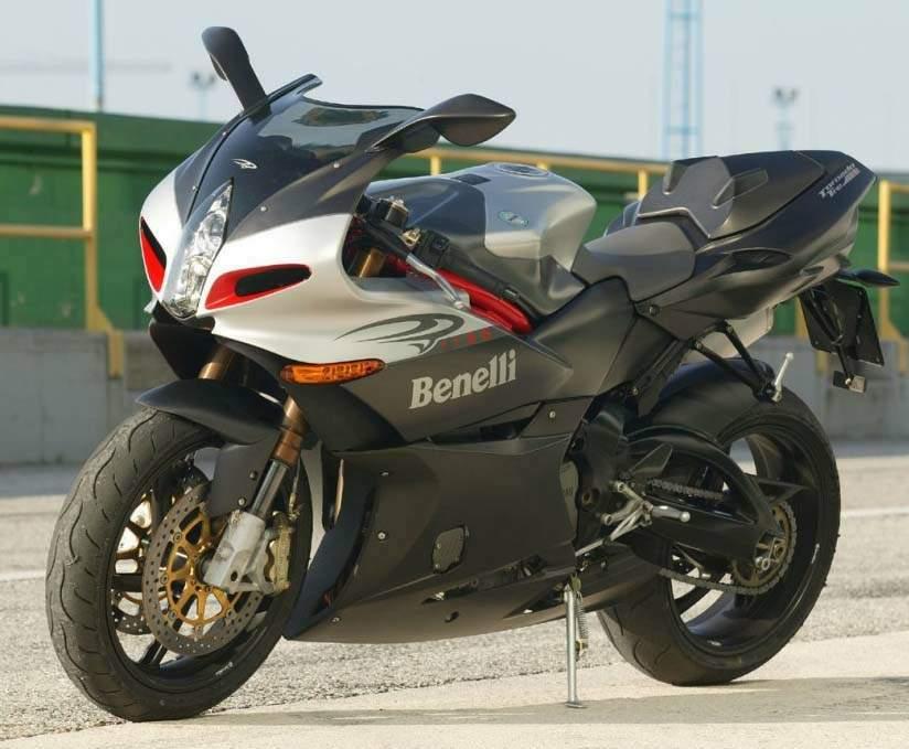 Benelli Tornado Tre 1130 (2006)