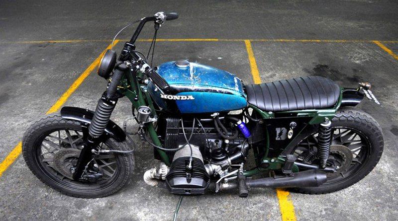 Тюнинг мотоцикла Урал - какое направление выбрать??