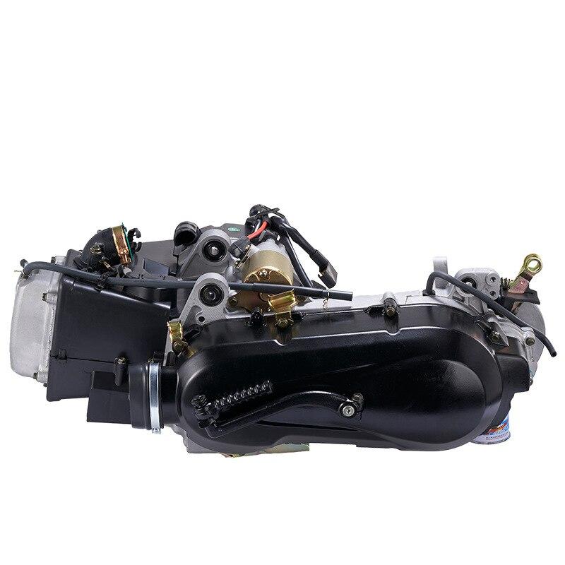 Варианты тюнинга для увеличения скорости скутера с двигателем 139qmb