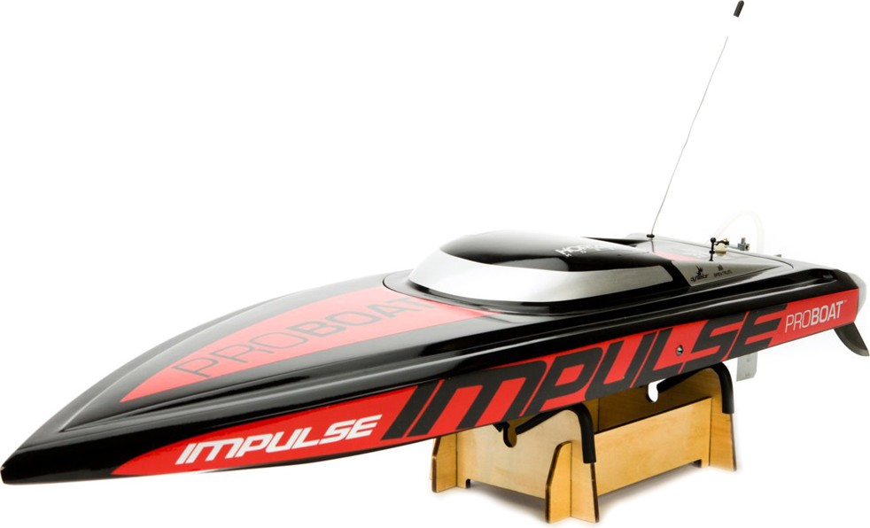 Электрическая лодка Impulse