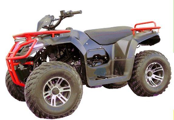 IRBIS (Ирбис) 250 S — универсальный всесезонный квадроцикл