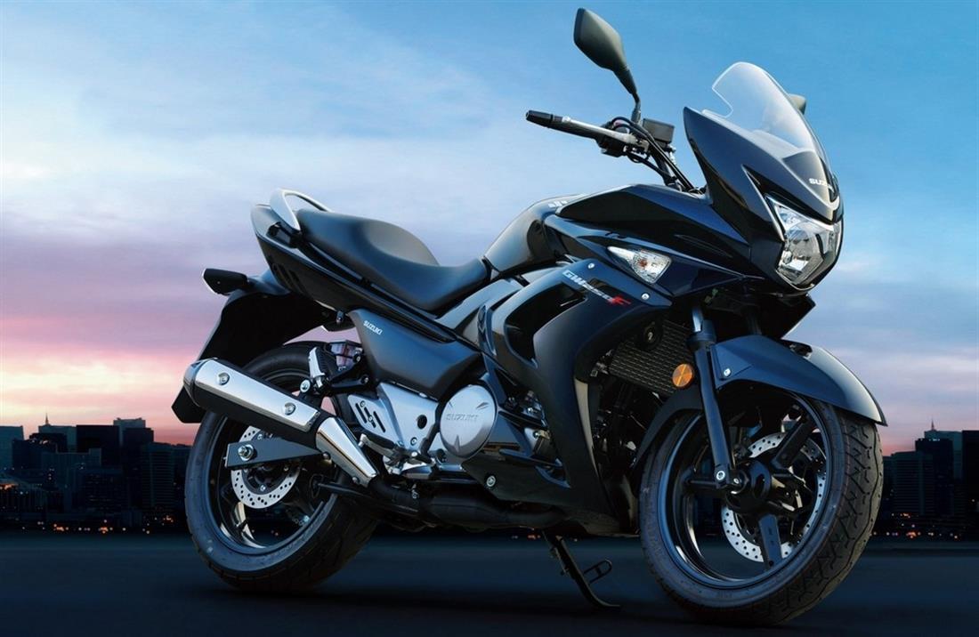Тест-драйв мотоцикла Suzuki B-King
