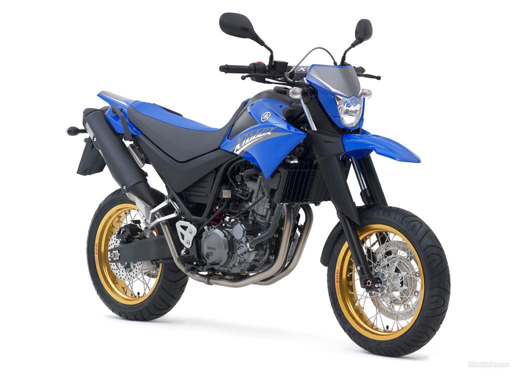 Тест-драйв мотоцикла Yamaha XT660X