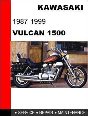 Мануалы и документация для Kawasaki VN1500 Vulcan