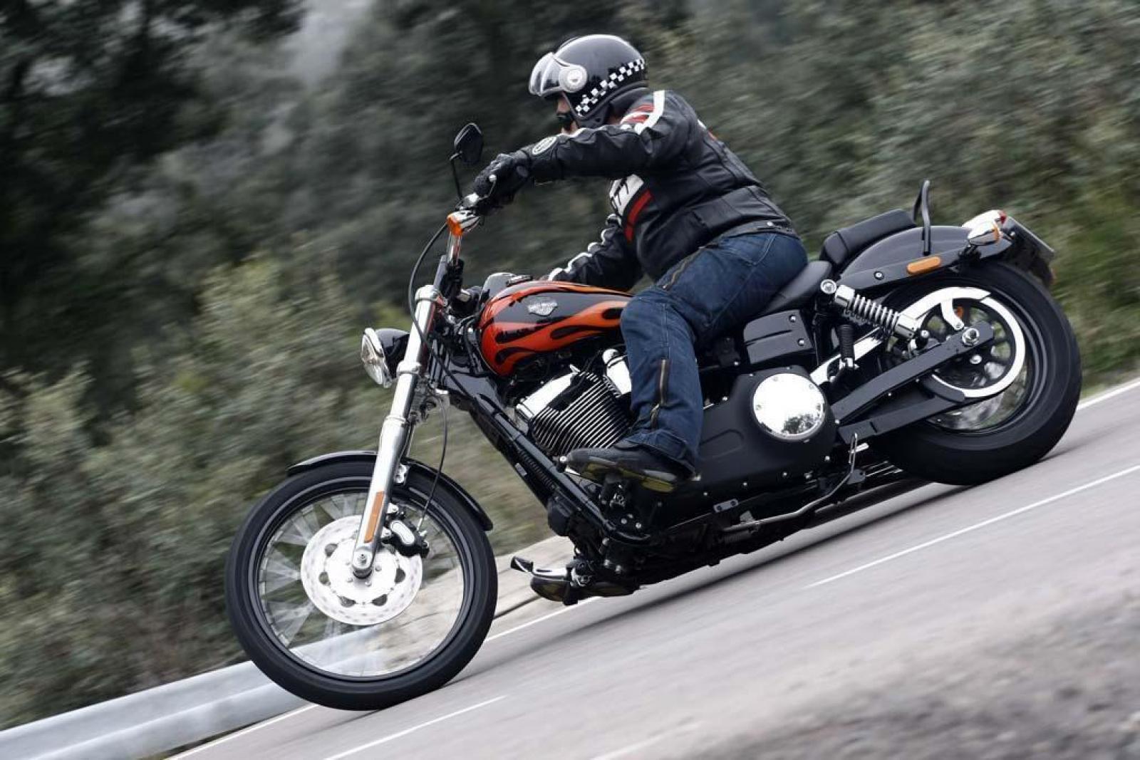 Harley-Davidson Wide Glide