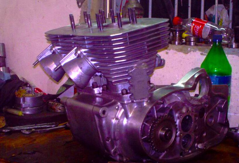 Тюнинг двигателя ИЖ Планета 5 для тех кто любит свой ИЖ
