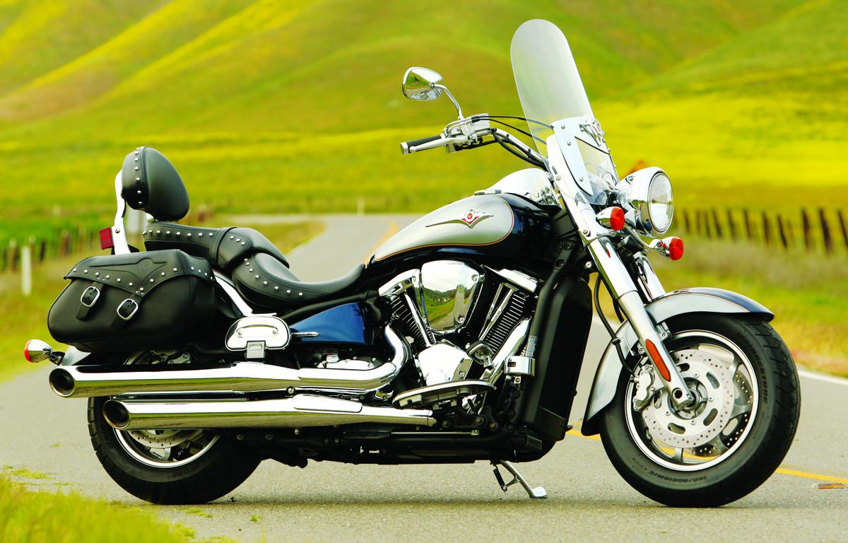 Kawasaki Vulcan (Кавасаки Вулкан) — круизный флагман компании и легенда в мире мотоциклов