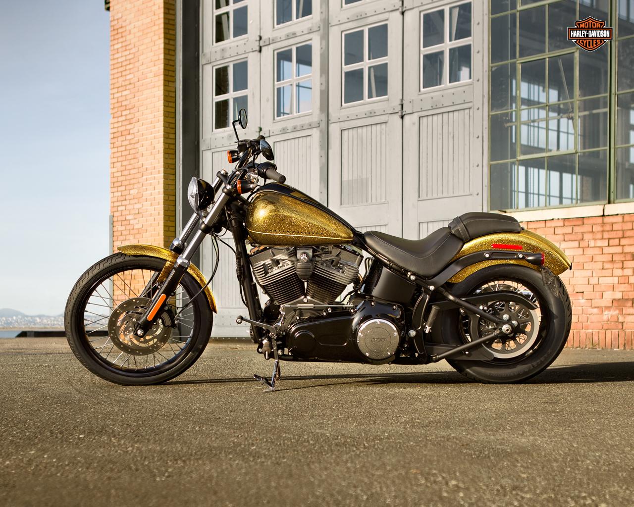 Мотоциклы Harley-Davidson