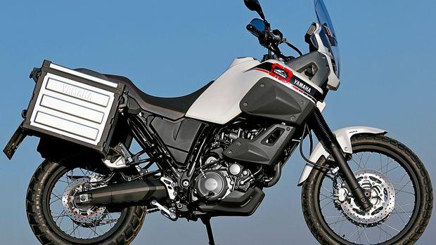 Тест-драйв мотоцикла Yamaha XT660Z Tenere