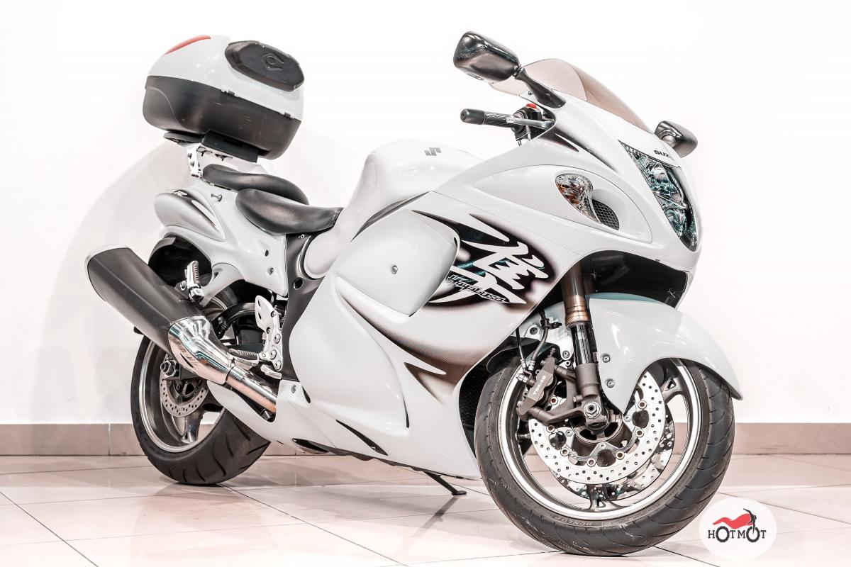 Suzuki Hayabusa (Сузуки Хаябуса) GSX1300R: обзор и технические характеристики модели
