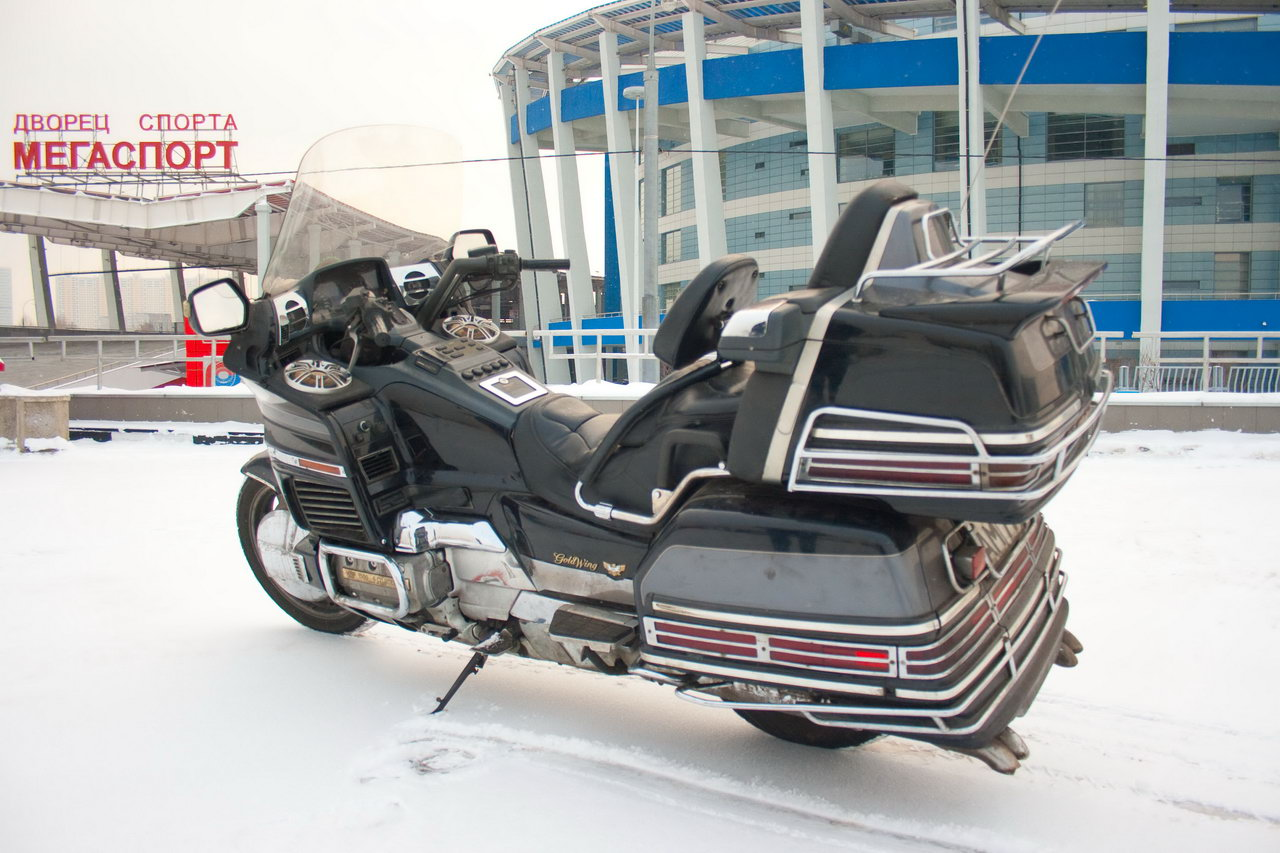 Мануалы и документация для Honda GL1500 Gold Wing