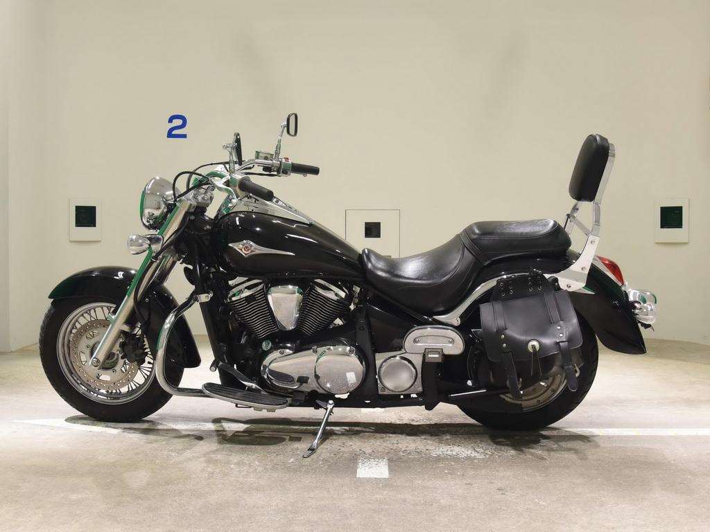 Тест-драйв мотоцикла Kawasaki VN900 Vulcan