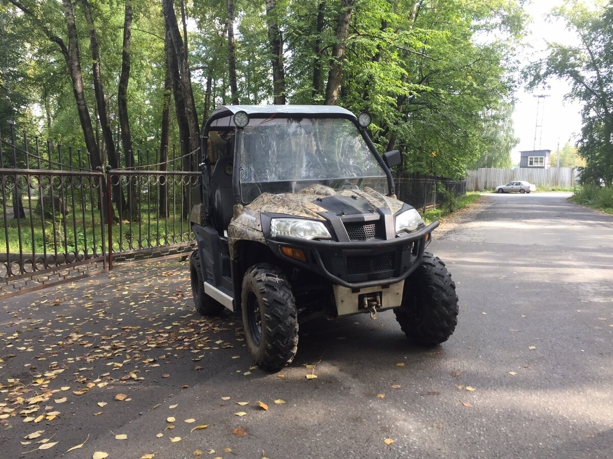 Руководство по эксплуатации квадроцикла Baltmotors UTV 800RZ