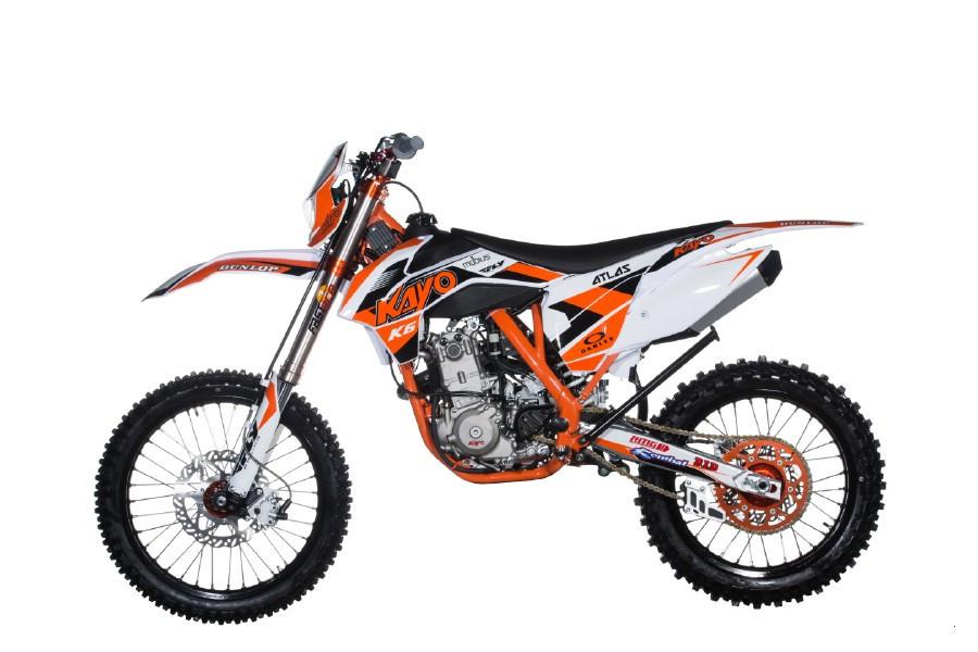 Мотоциклы Kayo