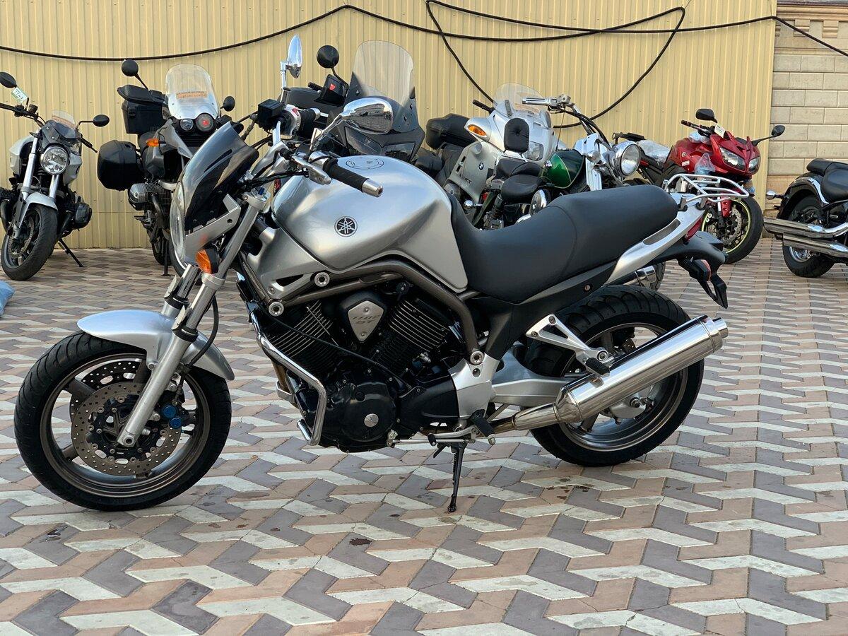 Мануалы и документация Yamaha BT1100 Bulldog