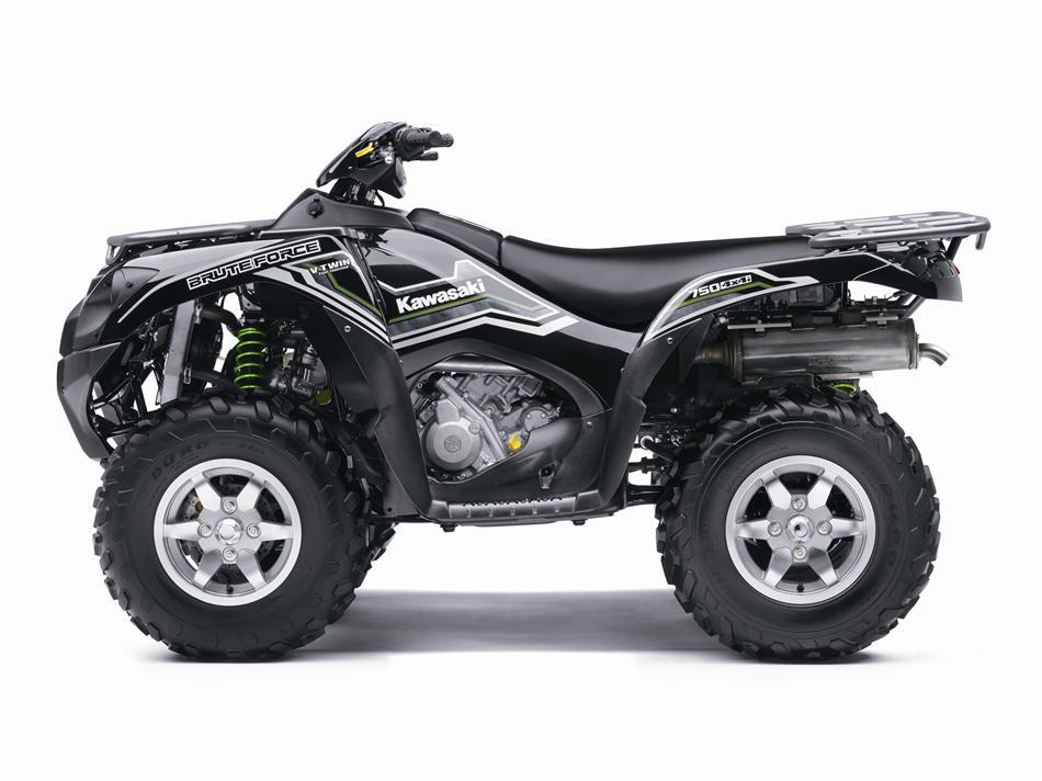 Квадроцикл Kawasaki KVF750 4x4 (Brute Force 750)