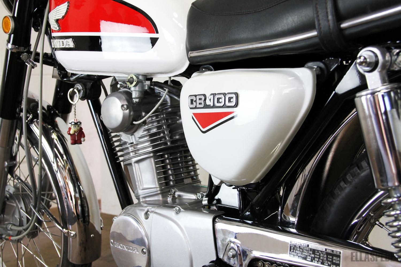 Тест-драйв мотоцикла Honda CB-1