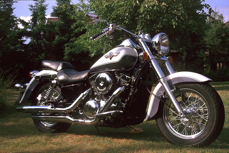 Тест-драйв мотоцикла Yamaha XV1600A