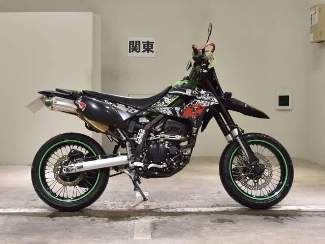 Мануалы и документация для Kawasaki D-tracker 250