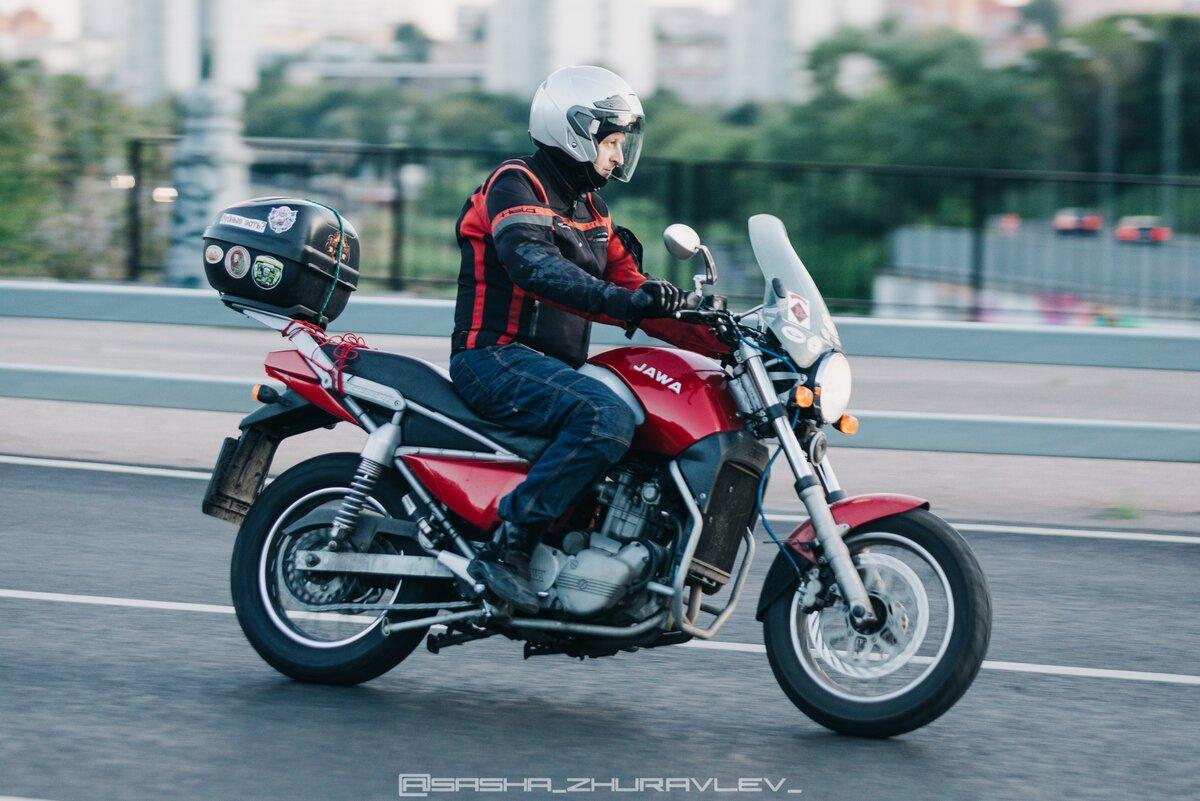 Обзор мотоцикла Jawa (Ява) 650