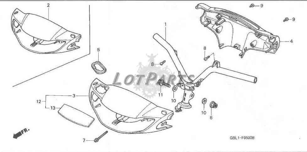Инструкция по ремонту электрооборудования Honda Dio AF35