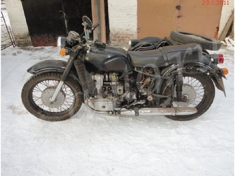 Мотоцикл Днепр МТ 10 — Оппозит по-киевски