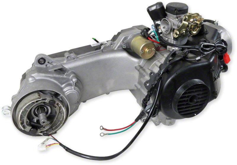 Нужно ли прогревать двигатель скутера
