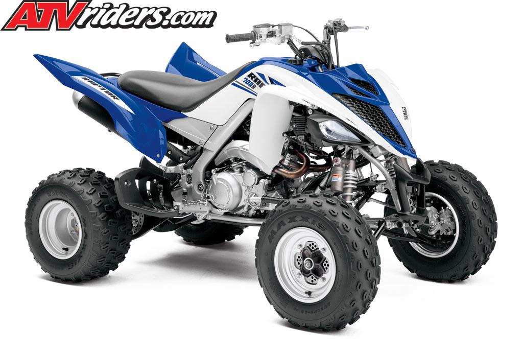 Yamaha Raptor (Ямаха Раптор) 700R — обзор спортивного мотовездехода