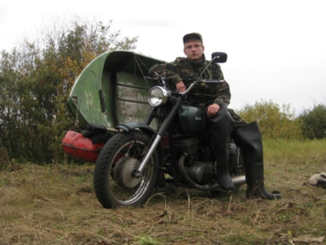 Мотоциклы для леса