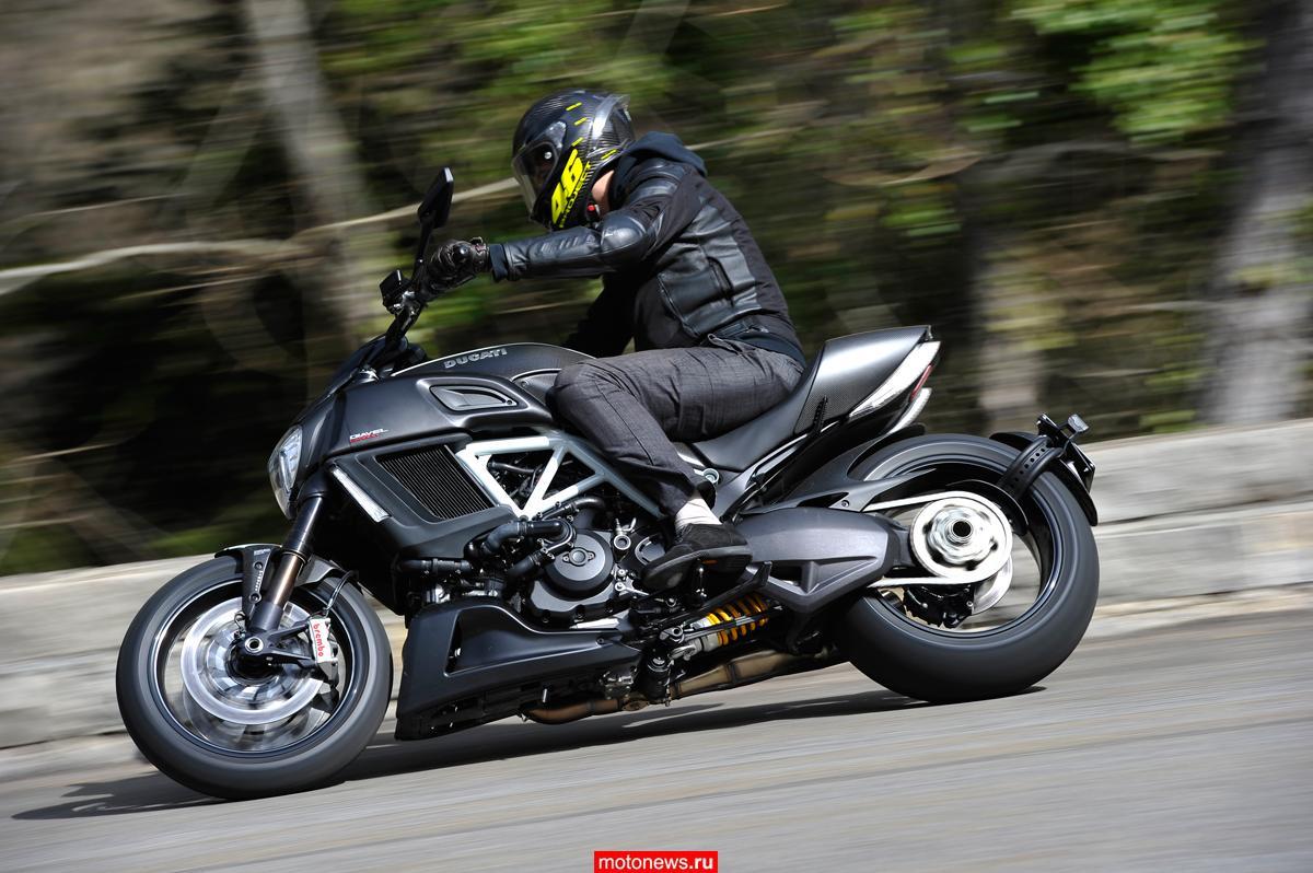 Тест-драйв мотоцикла Yamaha V-max 1700