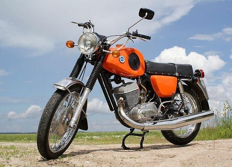 Мотоцикл ИЖ Планета Спорт Rotax — разработка Ижевского завода