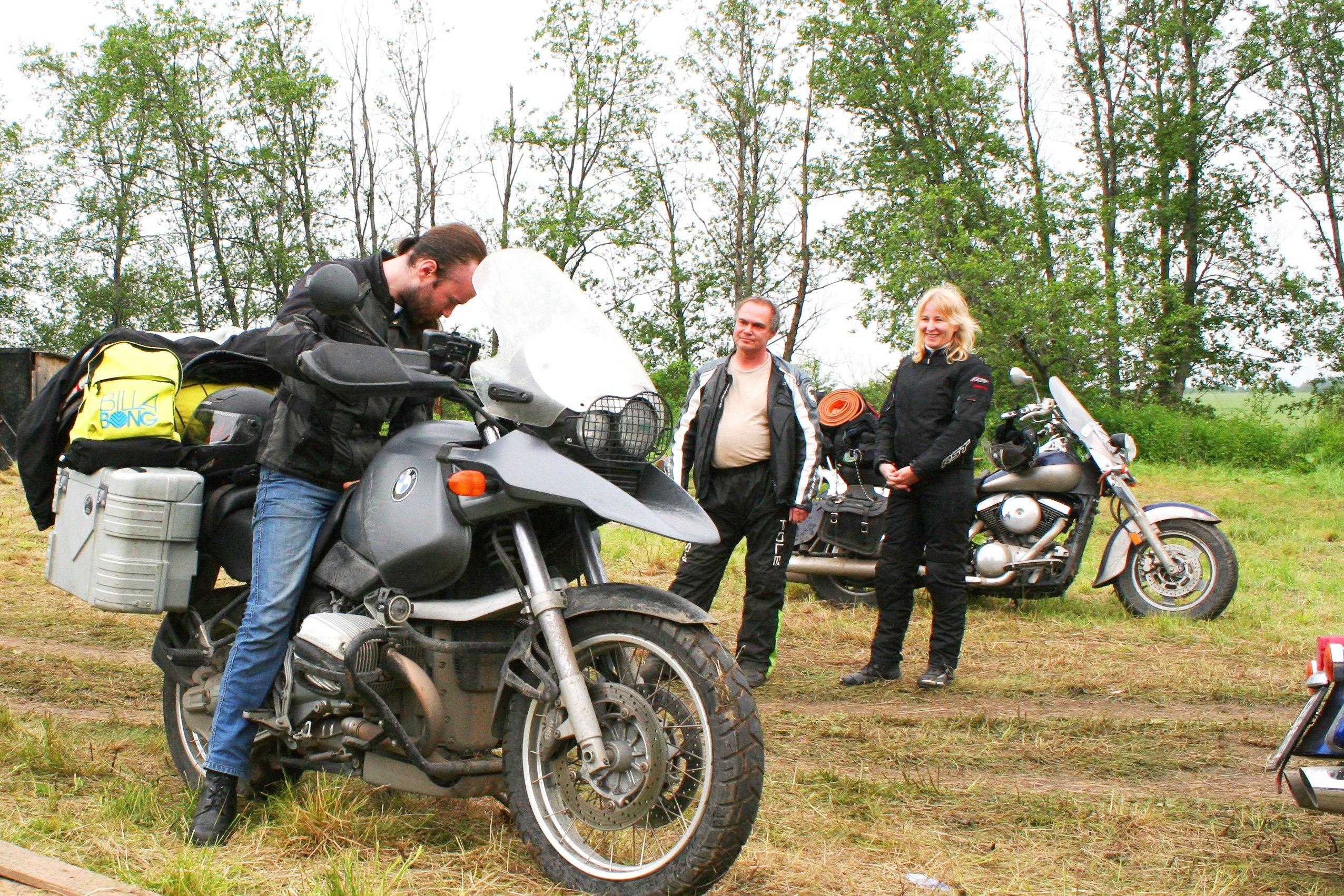 Отправляемся в дорогу: лучшие мотопутешествия по России и Европе