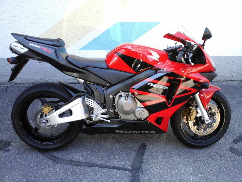 Технические характеристики мотоцикла Honda (Хонда) CBR600RR, ориентировочные цены и краткий обзор