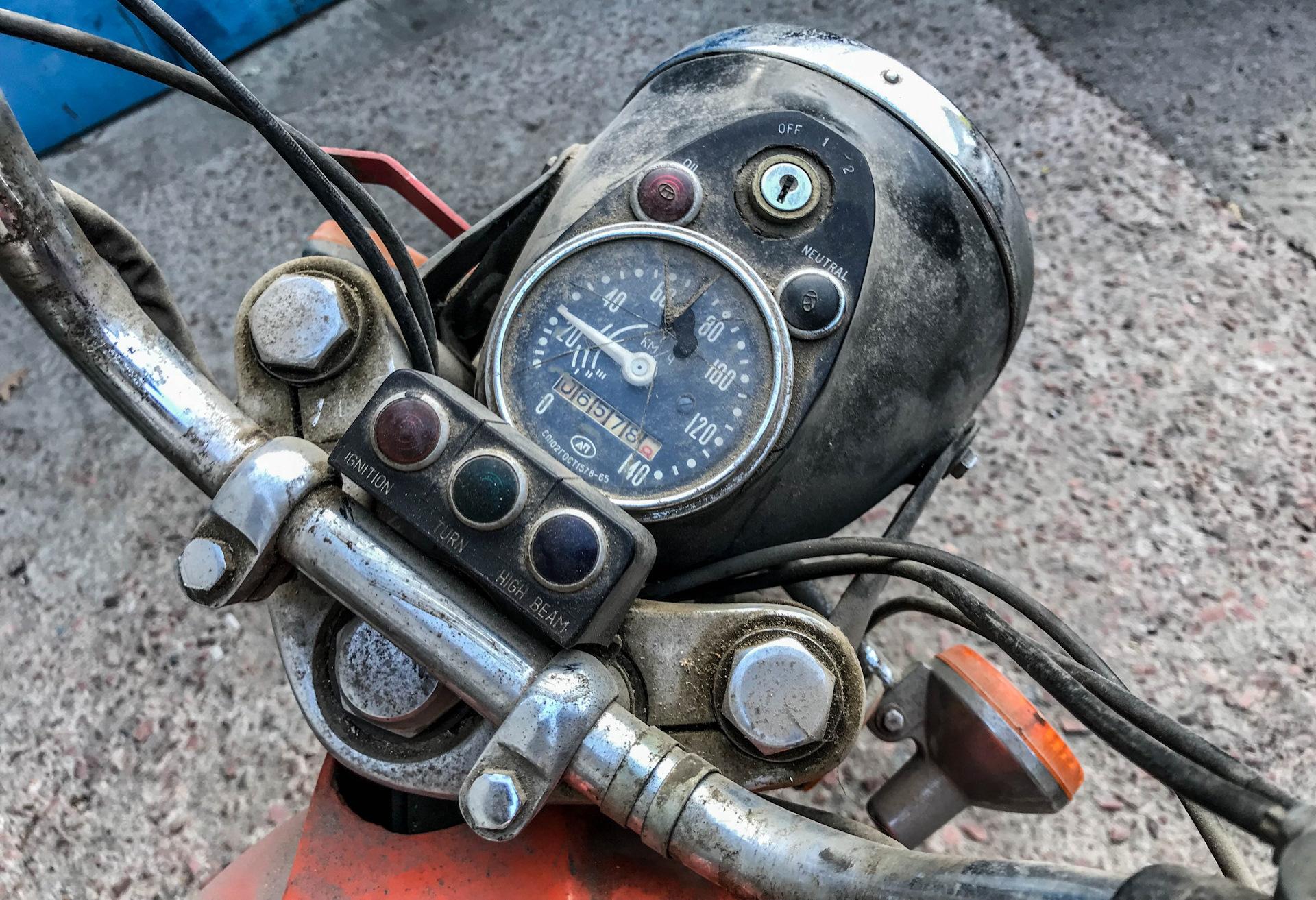 Иж Планета Спорт — эксклюзивный мотоцикл из СССР