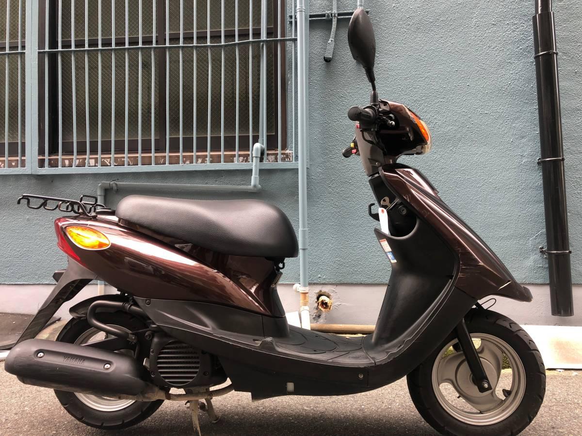 Эксклюзивный Yamaha Jog за 1850 долларов уже в продаже
