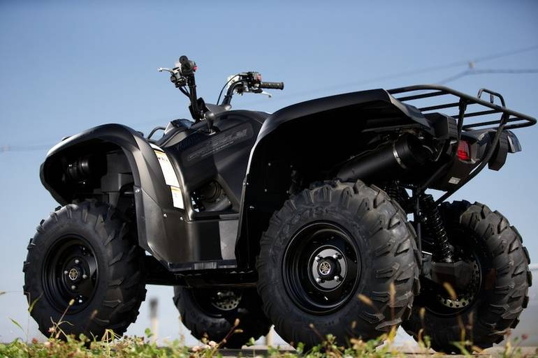 Квадроцикл Yamaha Grizzly 700 FI 4x4