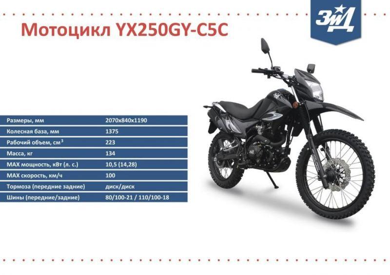 ЗиД 250 Эндуро — Грязи не боимся!