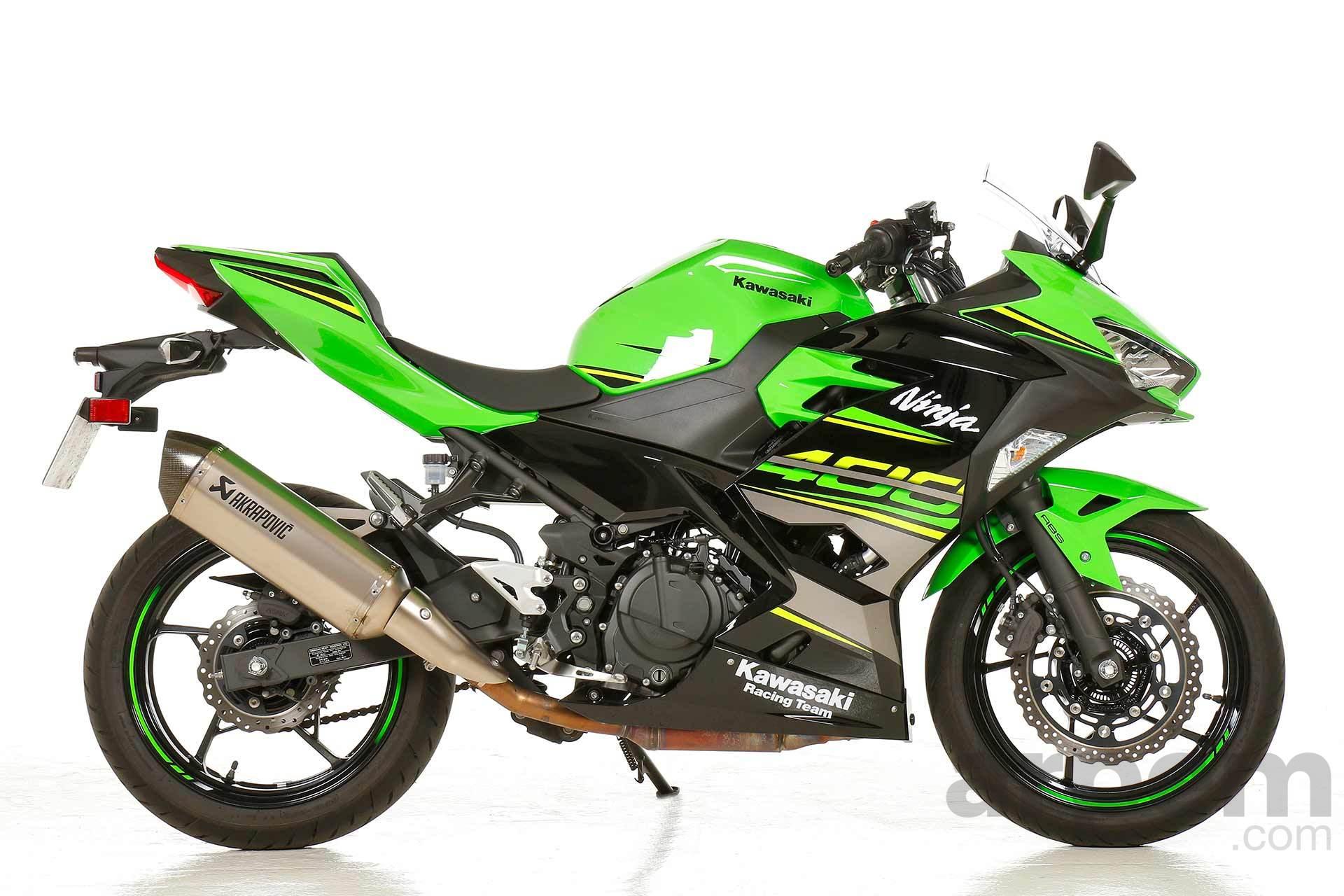 Обзор мотоцикла Kawasaki Ninja 300