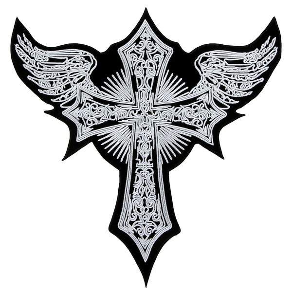 О крыльях свободы и таинстве мальтийского креста. Татуировки байкеров.