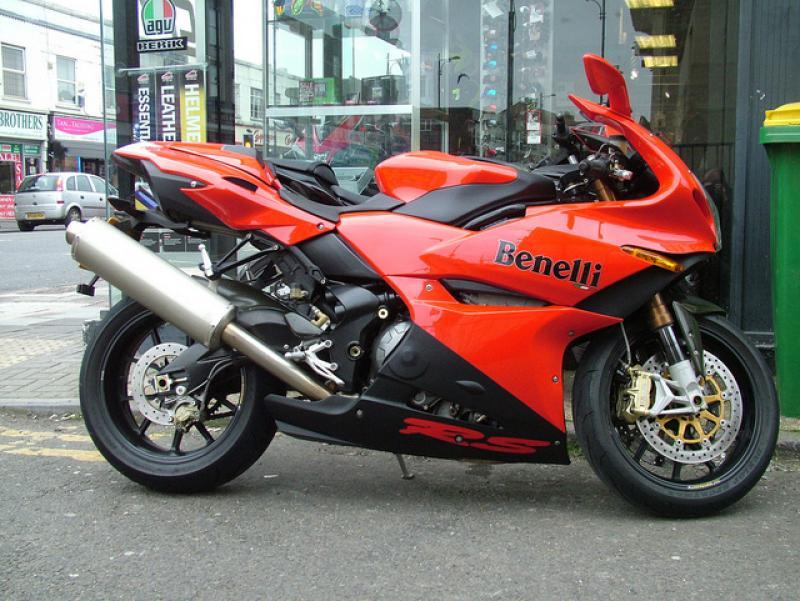 Benelli Tornado Tre 900RS