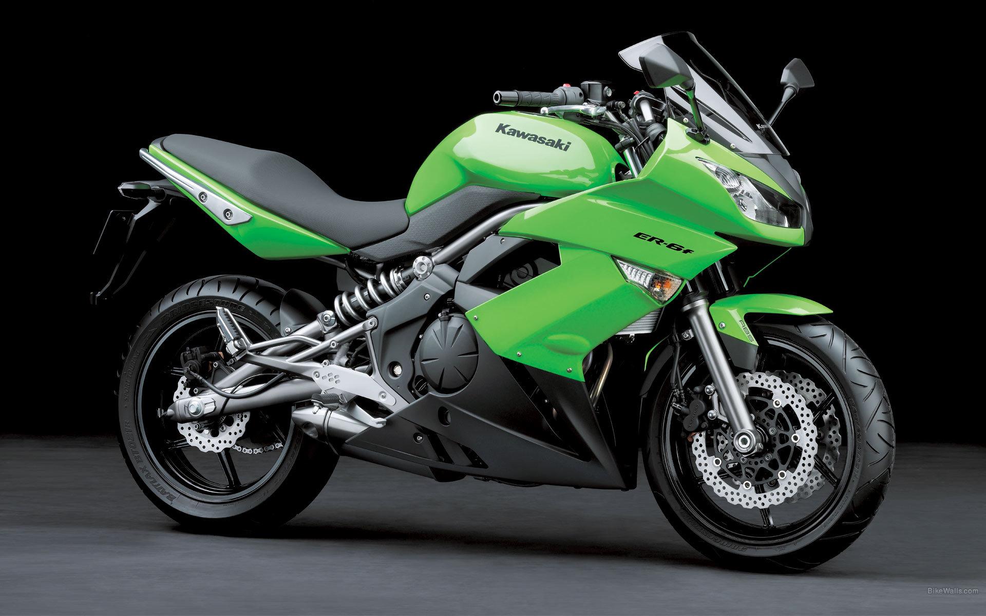 Мотоциклы Kawasaki