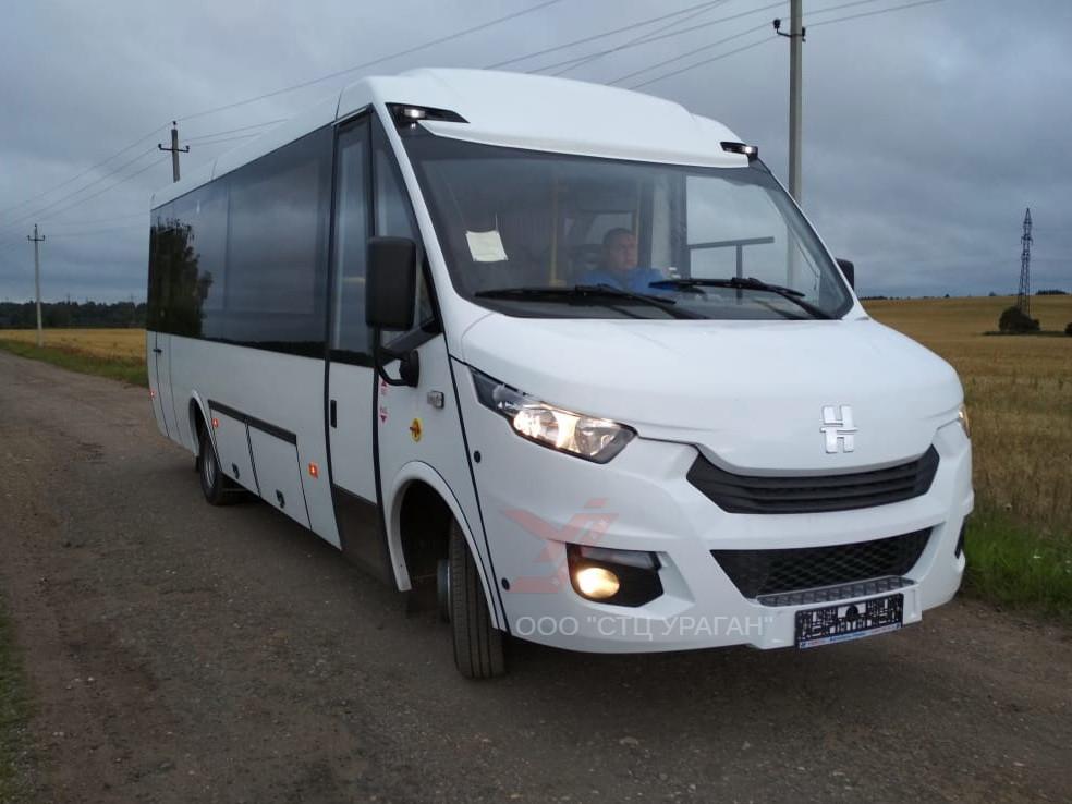 Автобусы Неман на шасси Iveco Daily