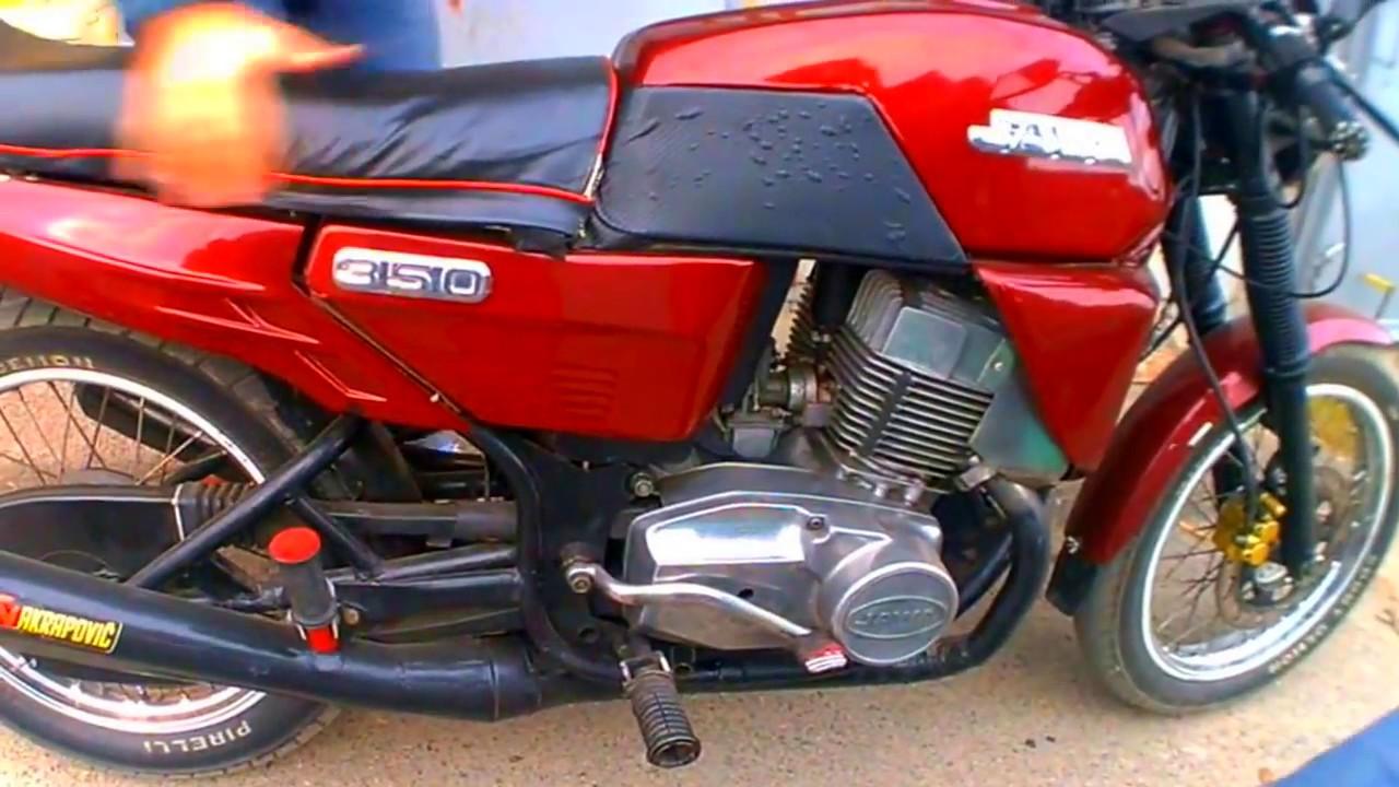 Ява тюнинг и доработка разных частей мотоцикла