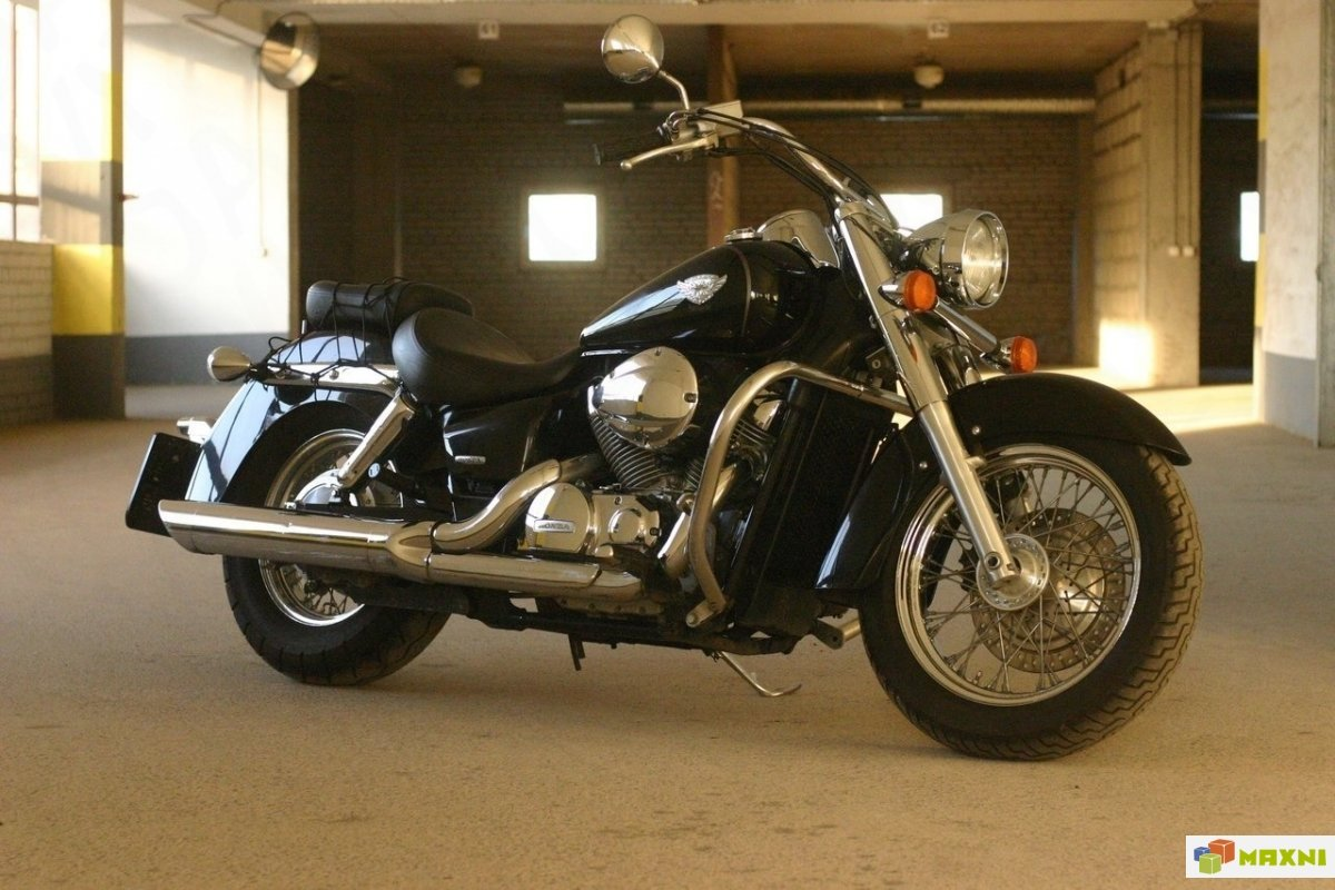 Обзор мотоцикла Honda Shadow (Хонда Шедоу) VT 750C