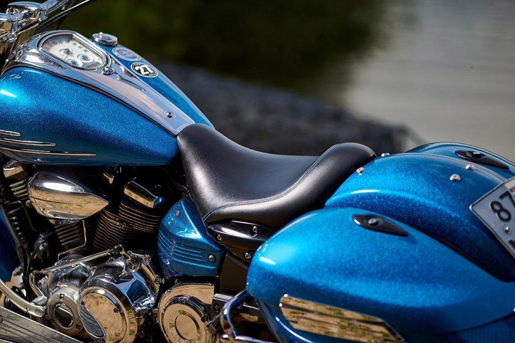 Тест-драйв мотоцикла Yamaha XV1900