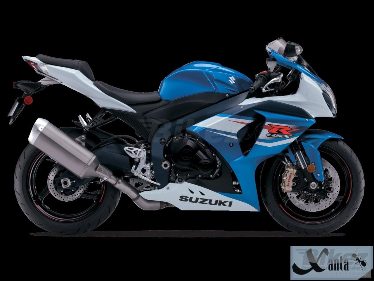 Тест-драйв мотоцикла Suzuki GSX-R600