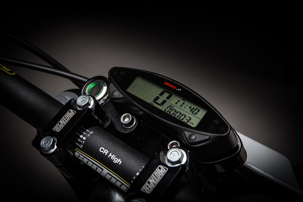 «Royal Tracker» Continental GT от мастерской MotoRelic