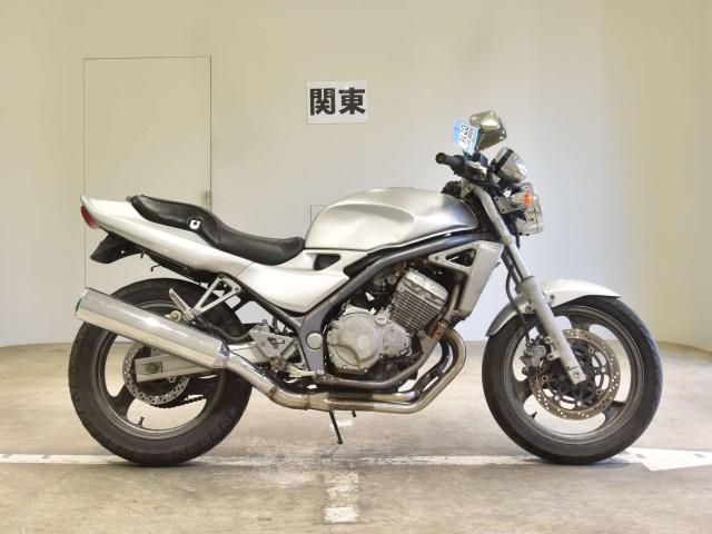 Kawasaki Balius 250 (ZR-2, ZR 250, Balius)