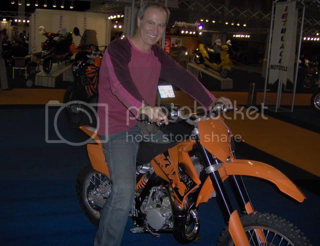 Тест-драйв мотоцикла Kawasaki KLE500